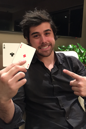 Personal poker trainer